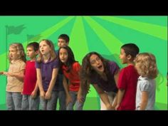Roar Like a Lion! (Song for kids) by Patty Shukla (DVD Version)