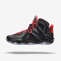 87f38c694100 The Nike LeBron 12 Elite embodies pinnacle performance and indisputable  strength