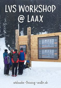 Safety Blog - Avalanche Training Center Training Center, Safety, Workshop, Base, Mountain, Technology, Security Guard, Tech, Atelier
