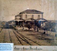 Campinas -- Estação Ferroviária do Estado de São Paulo