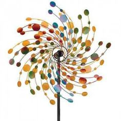 windspiel aus plastikflaschen wind chimes made of plastic bottles pet pinterest windrad. Black Bedroom Furniture Sets. Home Design Ideas