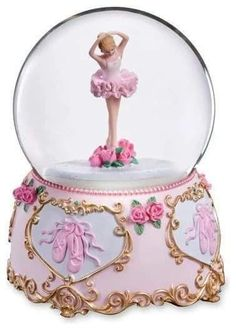 Music Box Ballerina, Ballerina Party, Ballerina Cakes, Water Globes, Snow Globes, Ballet, Ballerina Figurines, Box Company, Swan Lake