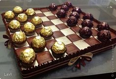 .Chocolate board game