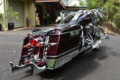 Biker Shirts, Lowrider Bike, Custom Baggers, Road King, Mexican Style, Chicano, Bikers, Chopper, Harley Davidson
