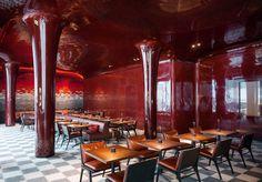 """Der irrste Club von Paris ist wieder da: Aus dem """"Les Bains"""" ist ein Hotel geworden – tanzen aber kann man dort noch immer."""
