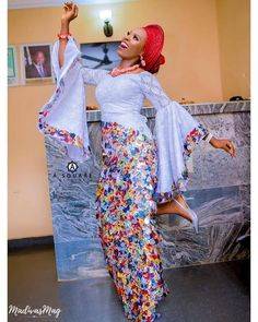 Latest Aso Ebi Styles For the Weekend – Besty Styles by Zahra Delong - 2019 Trends Aso Ebi Lace Styles, Lace Gown Styles, Latest Aso Ebi Styles, Ankara Styles, Ankara Designs, African Wear, African Attire, African Dress, African Print Fashion