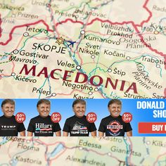 How Macedonia Became A Global Hub For Pro-Trump Misinformation