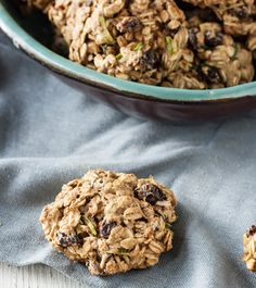 Tumbleweed Farm Zucchini Breakfast Cookies from Dishing Up The Dirt