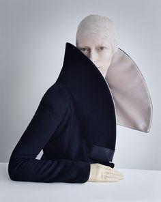 Tilda Swinton by Tim Walker....x coleção de roupas inspirado em sereia