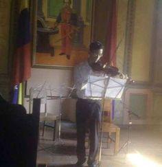 "Otro talento presente, Víctor Angulo. Recital Pedagógico de Cuerdas. 31/03. 02:00pm, Museo Histórico ""Casa Páez"" #Valencia.(@temporadaBACH)   Twitter"