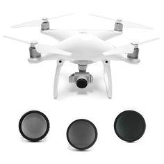 Aerial Filter - DJI Phantom 4 & 3 Pro / Adv