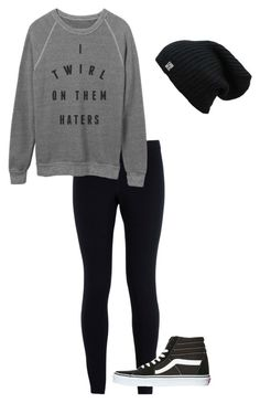 """""""I did it again..."""" by among-the-broken on Polyvore featuring NIKE and Vans"""