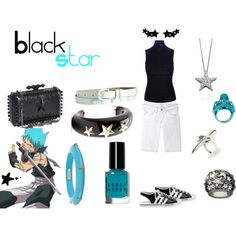 Modern Cosplay: Black Star, Soul Eater