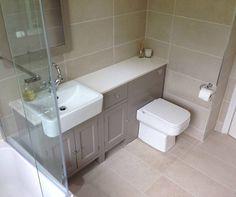 timeless bathroom Small Bathroom Renovations, Tiny Bathrooms, Shower Room, Bathroom Inspiration, Simple Bathroom Renovation, Bathroom Transformation, Bathroom Design Small, Timeless Bathroom, Bathroom Design