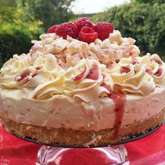 Eton Mess Cheesecake. These are literally the best cheesecakes I've ever eaten in my life