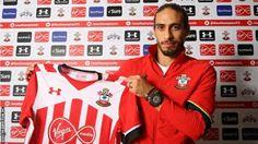 phentsfj: Martin Caceres - Southampton menandatangani mantan...