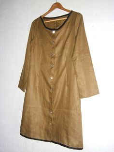 The lady's shirt-dress BLUFI a very elegant dress in by domoras