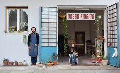 Dossofiorito: Design for Plants - We visit the Verona studio of a talented pair of plant loving multidisciplinary designers. Words by Laura Drouett. Images supplied by Dossofiorito.