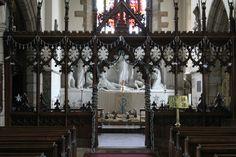 23rd December 2014, Mitcheldean Church, Mitcheldean, Gloucestershire. 23 December, St Michael, Angels, San Miguel, Angel, Saint Michael, Archangel Michael, Angelfish