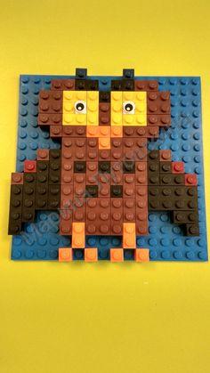 Lego Math, Lego Craft, Lego Minecraft, Lego Duplo, Lego Girls, Lego For Kids, Lego Faces, Lego Studios, Modele Lego