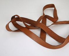 I have been trying to find leather for months for a little project I'm revealing later this week.I thought the best place would be to get a leather belt from the thrift store, but haven't found any I