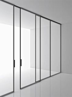 minimalism I Boffi Storage systems I Greene by Piero Lissoni