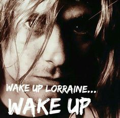 Annmarie being funny Kurt Cobain Art, Wake Up, Funny, Movie Posters, Movies, Films, Film Poster, Funny Parenting, Cinema