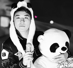 Seungri (승리) of Big Bang