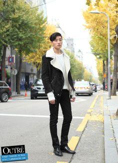 On The Street, Seoul… Ryu Wan Kyu
