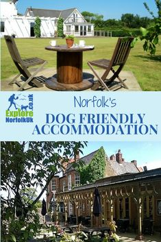 Dog Friendly Accommodation Suggestions in Norfolk including dog friendly hotels, pubs, self catering cottages, lodges and chalets Dog Friendly Accommodation, Dog Friendly Hotels, Norfolk Cottages, Self Catering Cottages, Dog Friends, Lodges, Pergola, England, Outdoor Structures
