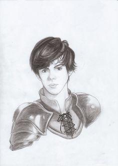 Edmund Pevensie by Paakil.deviantart.com on @deviantART