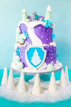 Bildergebnis für paw patrol cake everest