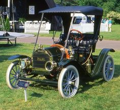 1911 Brush Model E Runabout