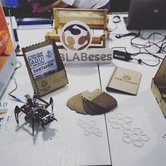 Something we liked from Instagram! O #FABLABESES esteve presente no @makerfairelx no Espaço #FABLAB. Visite-nos na #ESESantarem e em http://on.fb.me/1j1dnOa #makerspace #makers #lisbonmakerfaire #lisbon #MakerFaire #fablabs #cnc #lasercut #3dprinter #3d #ideais #photooftheday #picoftheday #allshots #igers #fabrication #digital #MakerFairelx by valtergouveia check us out: http://bit.ly/1KyLetq