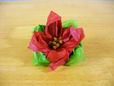 Christmas tree & wreath crafts for children