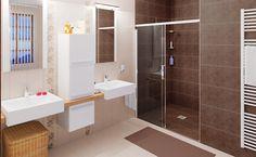 Zalakerámia - ILDIKÓ Bathroom, Alcove Bathtub, Bathtub, Alcove