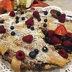 Nutellás-túrós crostata (olasz pite) Recept képpel - Mindmegette.hu - Receptek