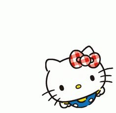 Hello Kitty No GIF - HelloKitty No - Discover & Share GIFs