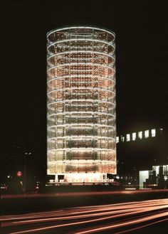 The Tower of Winds - project by Toyo Ito - 2013 Pritzker Prize - Architecture.