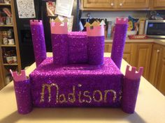 Princess valentines day box!