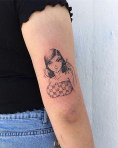 Red Ink Tattoos, Dope Tattoos, Badass Tattoos, Mini Tattoos, Body Art Tattoos, Tatoos, Tattoo Sketches, Tattoo Drawings, Ghetto Tattoos