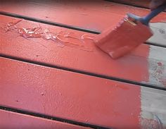 50 best deck paint images one color color interior - Can you use interior paint outdoors ...