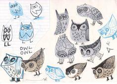 Matt Dawson Owls
