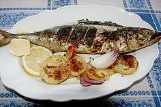 Gegrillte Knoblauch-Makrele (Rezept mit Bild) von Hani | Chefkoch.de