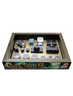 Lomography | Diana Deluxe Package -