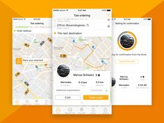 We're happy to share our project. The app for existing Swiss taxi business. Passengers are able to order the taxi easily, without phone calls or operator.   A passenger looking for extra peace of m...