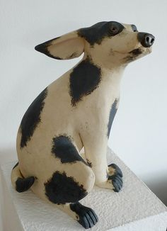 Dog by Margit Hohenberger, Germany