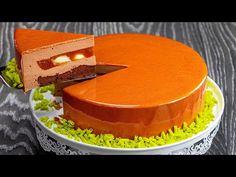 Glazura-oglinda va fi PERFECTA! Tort entrement cu banane, ce va ramane in memoria tuturor! Cookrate - YouTube No Cook Desserts, Cheesecake, Cooking, Recipes, Youtube, Food, Banana, Kitchen, Cheesecakes