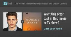 Nolan Funk as Joshua Garland. in Worlds Apart? Support this movie proposal or make your own on The IF List.