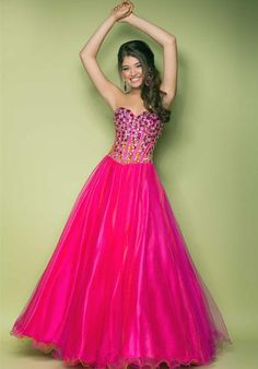 Blush 5221 at Prom Dress Shop